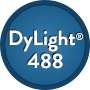 Goat anti-rabbit IgG: DyLight® 488, 1mg