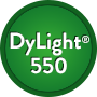 Mouse anti-HA IgG:  DyLight® 550, 100ug