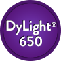 Goat anti-Rabbit IgG: DyLight® 650, 1mg